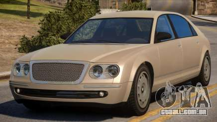 Cognoscenti to Bentley Continental GT para GTA 4