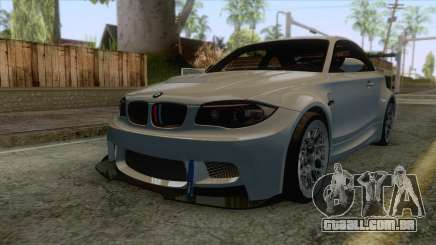 BMW 1 Series M 2011 para GTA San Andreas