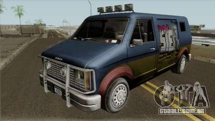 Hoods HD para GTA San Andreas