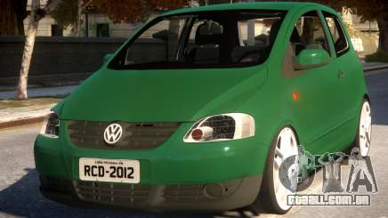 Volkswagen Fox 1.0 2008 para GTA 4