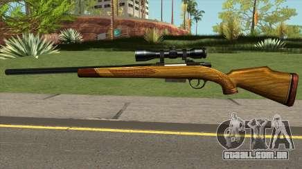 M82 Parker Hale CSO para GTA San Andreas