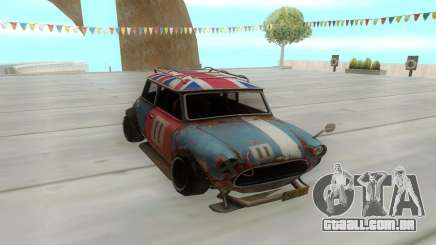 Mini Minor para GTA San Andreas