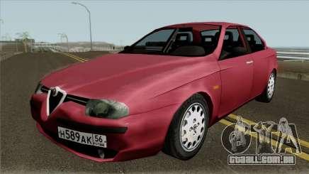 Alfa Romeo 156 para GTA San Andreas