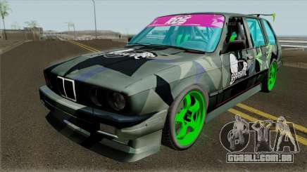 BMW E30 Touring Drift para GTA San Andreas