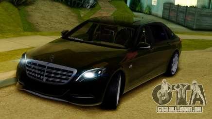 Mercedes-Benz W222 Maybach para GTA San Andreas