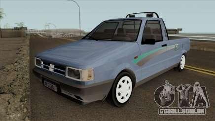 Fiat Fiorino LX para GTA San Andreas