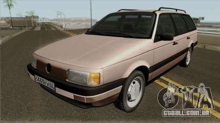 Volkswagen Passat B3 Variant 1.6 para GTA San Andreas