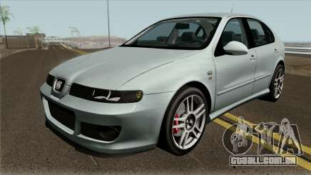 SEAT Leon Cupra R 2003 para GTA San Andreas