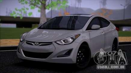 Hyundai Elantra para GTA San Andreas