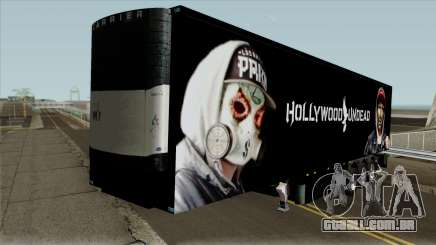 Remolque Hollywood Undead para GTA San Andreas