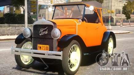 Ford Roadster 1927 para GTA 4