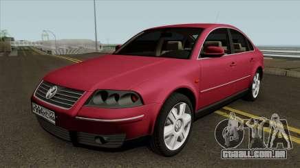 Volkswagen Passat B5+ W8 para GTA San Andreas