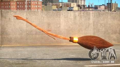 Broomstick v1.0 para GTA 4