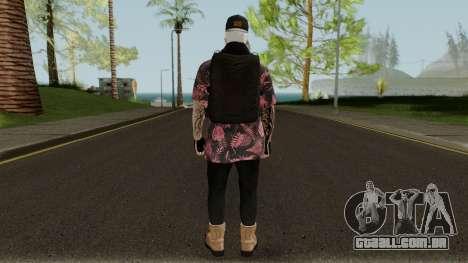 Skin Random 76 (Outfit Import Export) para GTA San Andreas
