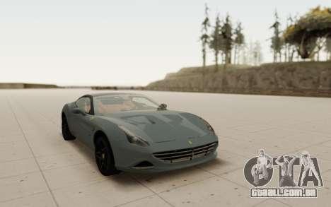 Ferrari California T para GTA San Andreas