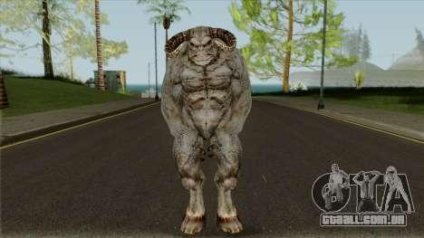 Khnum from Serious Sam 3: BFE para GTA San Andreas