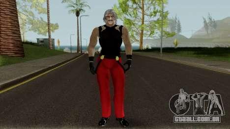 Rugal Bernstein 1994 2002 KOF para GTA San Andreas