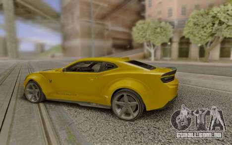 Chevrolet Camaro SS Customized by Alfa Six Des para GTA San Andreas