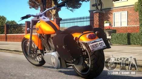 Western Avenger para GTA 4