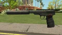 APB Silenced Auto Pistol