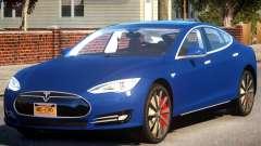 Tesla Model S V1.1 para GTA 4