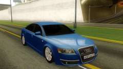 Audi A6 Stock para GTA San Andreas