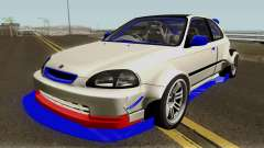 Honda Civic Type R Forza Edition Series VI 1997 para GTA San Andreas