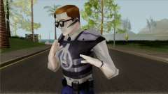 Phil Coulson From Avengers Academy para GTA San Andreas