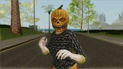 Skin Random 25 Female (Hallowen) para GTA San Andreas