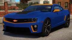 Chevrolet Camaro ZL1 V1.2 para GTA 4