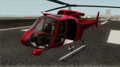 Buckingham Maverick GTA V para GTA San Andreas