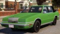 1988 Chrysler New Yorker Stock