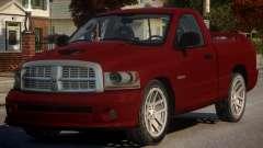 Dodge Ram (Beta) para GTA 4