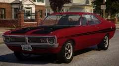 1971 Dodge Demon v1.0 para GTA 4