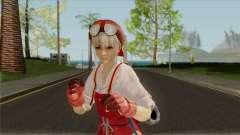Marie Rose Extra Costume 02 Tita Russell para GTA San Andreas
