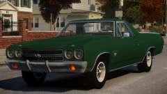 Chevrolet El Camino SS 454 v1
