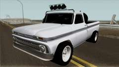 Chevrolet C10 Rusty Rebel para GTA San Andreas