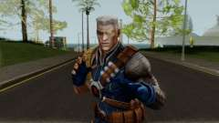Marvel Future Fight - Cable para GTA San Andreas