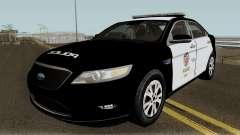 Ford Taurus LAPD 2011