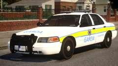 Ford Crown Police para GTA 4