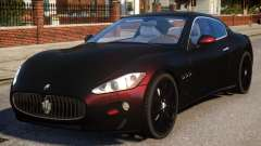 Maserati Gran Turismo v1.0 para GTA 4