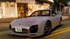 Mazda RX-7 FD3s para GTA San Andreas