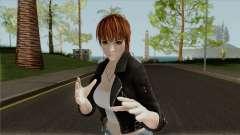 Kasumi Punk Rocker para GTA San Andreas