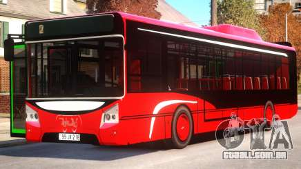Iveco Urbanway Bakubus para GTA 4