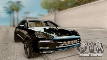 Porsche Cayenne 958 para GTA San Andreas