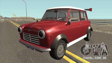 Weeny Issi Classic GTA V IVF para GTA San Andreas