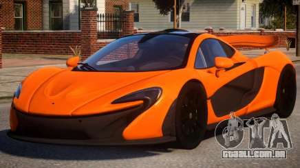 McLaren P1 v2 para GTA 4