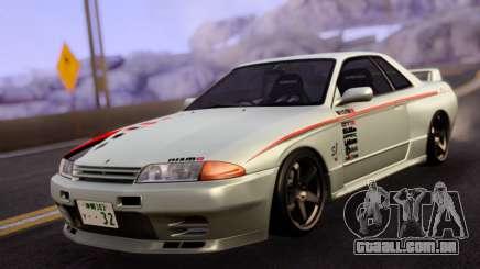 Nissan Skyline BNR32D para GTA San Andreas
