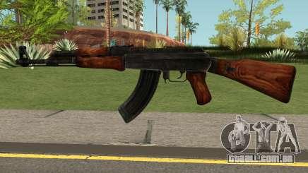 New AK-47 para GTA San Andreas