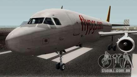Pegasus Airlines Airbus A320-200 para GTA San Andreas